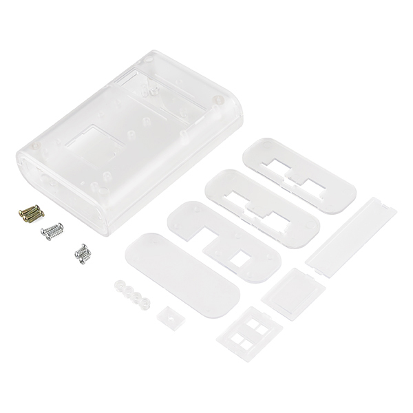 Enclosure for pcDuino/Arduino - Clear
