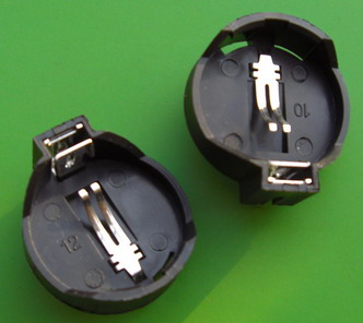 Battery Holder 3volt CR 2032