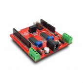 Dual Step Motor Driver Shield