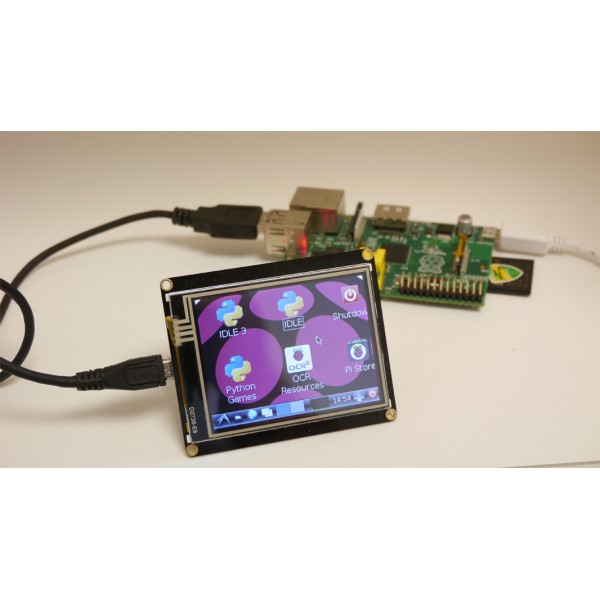 "2.8"" USB TFT Display Module For Raspberry Pi"