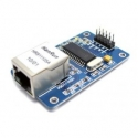 ENC28J60 SPI interface network module Ethernet