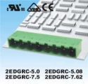 Plug-in Terminal Block 8p P5.08MM  R/A