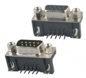 D SUB CONECTOR TYPE R/A