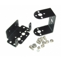 Pan and Tilt Kit (Black Anodized)