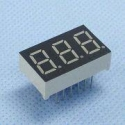 LED 7 SEGMEN 3 digit  0,56