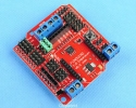 I/O expansion board V5 RS485 Bluebee Bluetooth Bee Xbee Interface For ARDUIN0