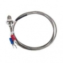 M6 Screw Temperature Sensor Thermocouple K type with 2m cable