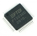 FT2232D - FT2232 FTDI USB to Dual UART IC