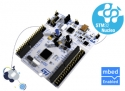 STM32 Nucleo development board for STM32 F1 series - with STM32F103RBT6 MCU,supports Arduino