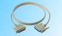 Paralel cable db25male - db25male