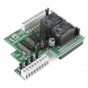 PIFACE I/O Expansion Board for Raspberry Pi
