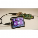 2.8� USB TFT Display Module For Raspberry Pi
